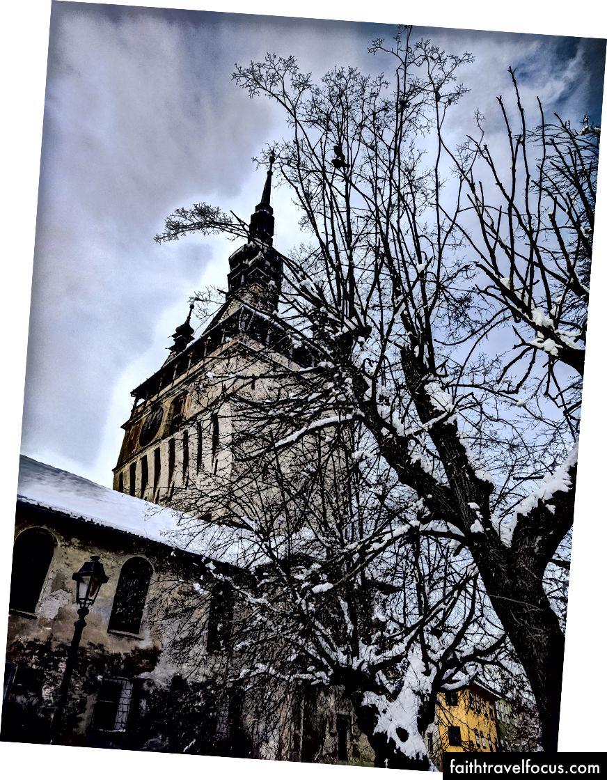 Вежа з годинником, Sighișoara