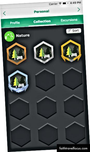 İlk ekran konseptlerimizden biri
