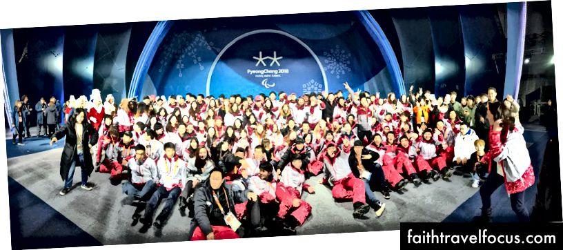 Đội lễ Paralympics