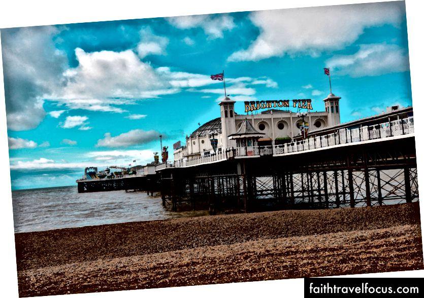 Bến tàu Brighton Palace