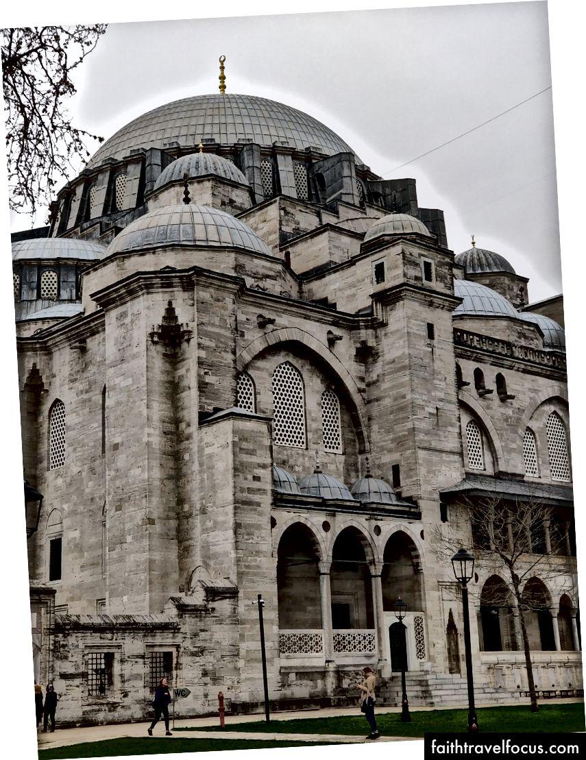 Nhà thờ Hồi giáo Suleymaniye