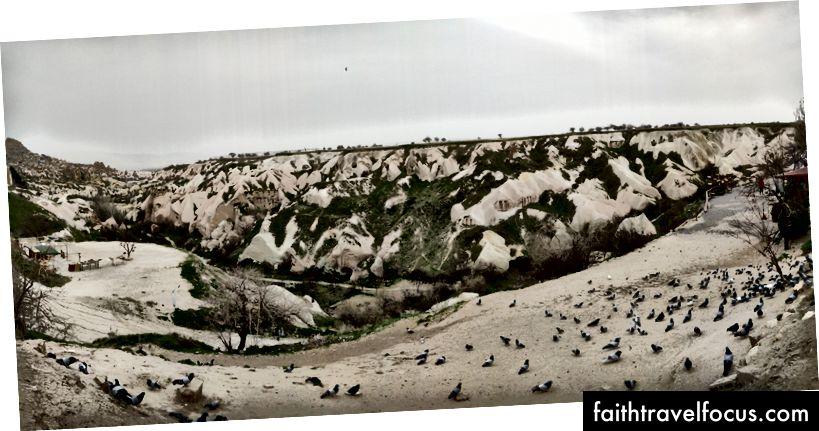 Thung lũng bồ câu