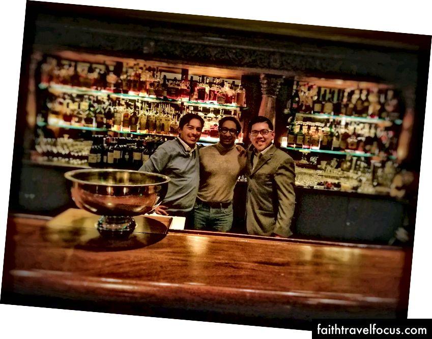 Gregarious Narain, Ken Yeung, Village Solis şirketinde Brian Solis, Woodside