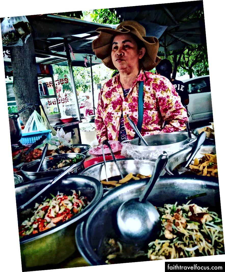 Cơ quan ăn uống Campuchia