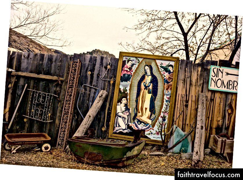 Đức Mẹ Guadalupe, New Mexico, 1994, Hình ảnh phim, © V.Plut