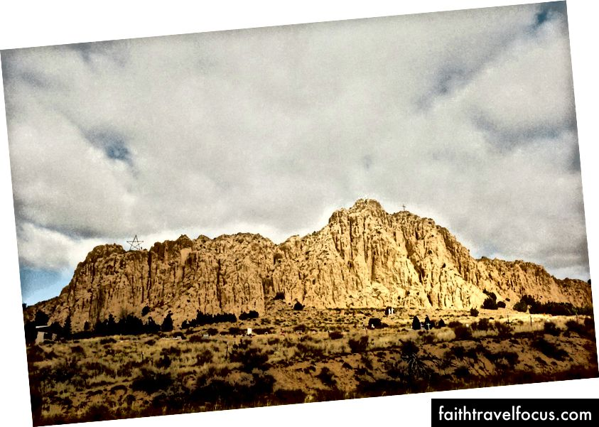 Núi, New Mexico, © V.Plut