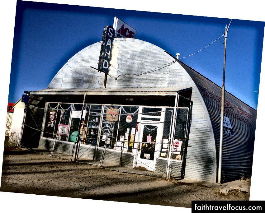 Phần cứng Ace, New Mexico, hình ảnh phim, © V.Plut