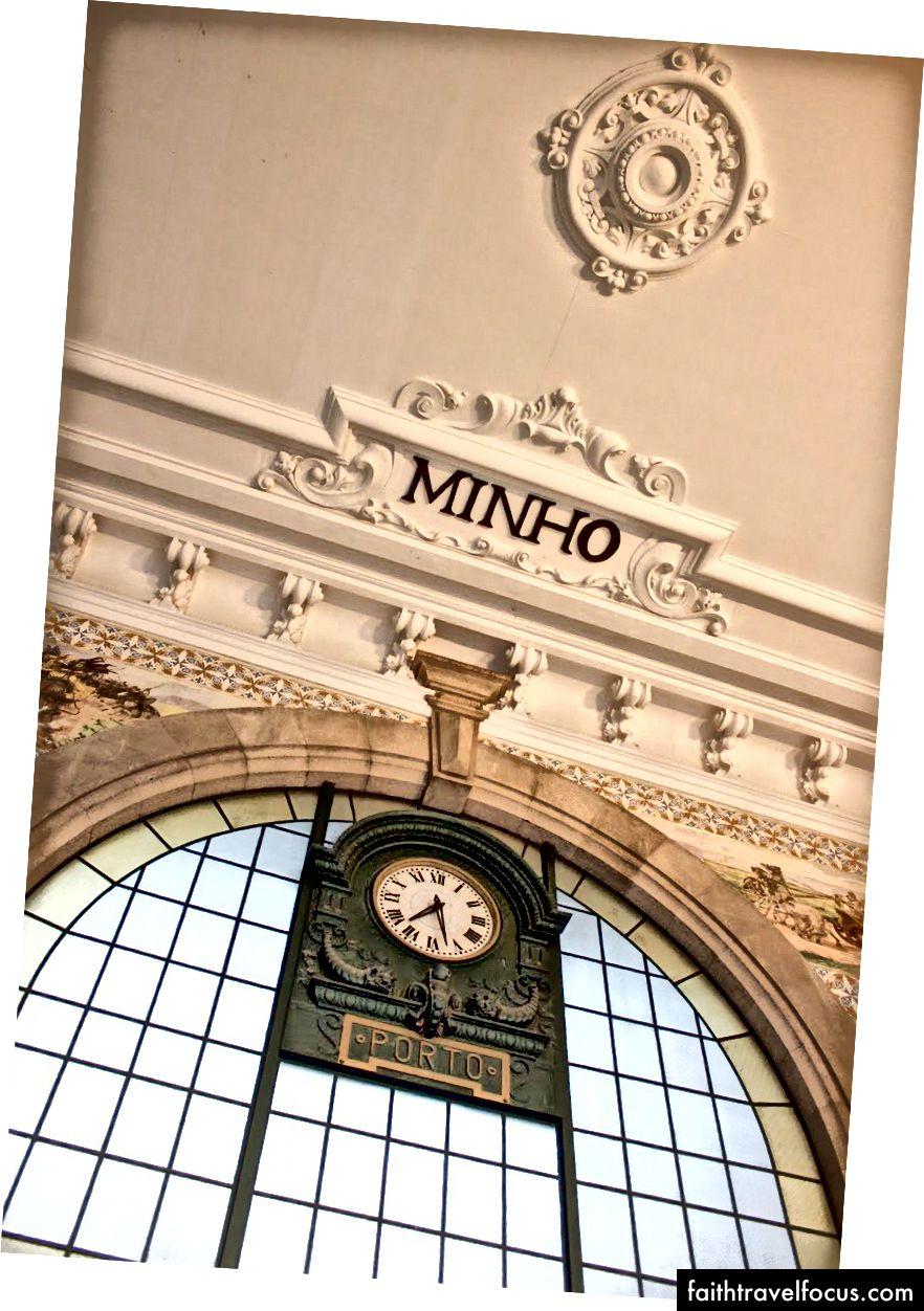 Залізнична станція Порто