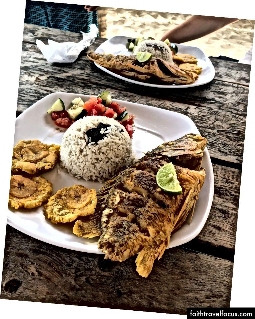 Bữa trưa của San Blas