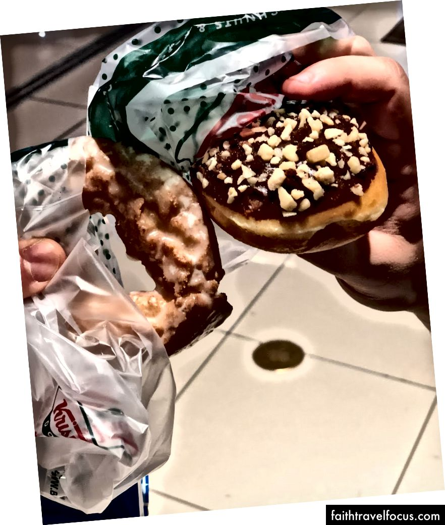 Krispy Kreme Panama Multiplaza Pacific Mall