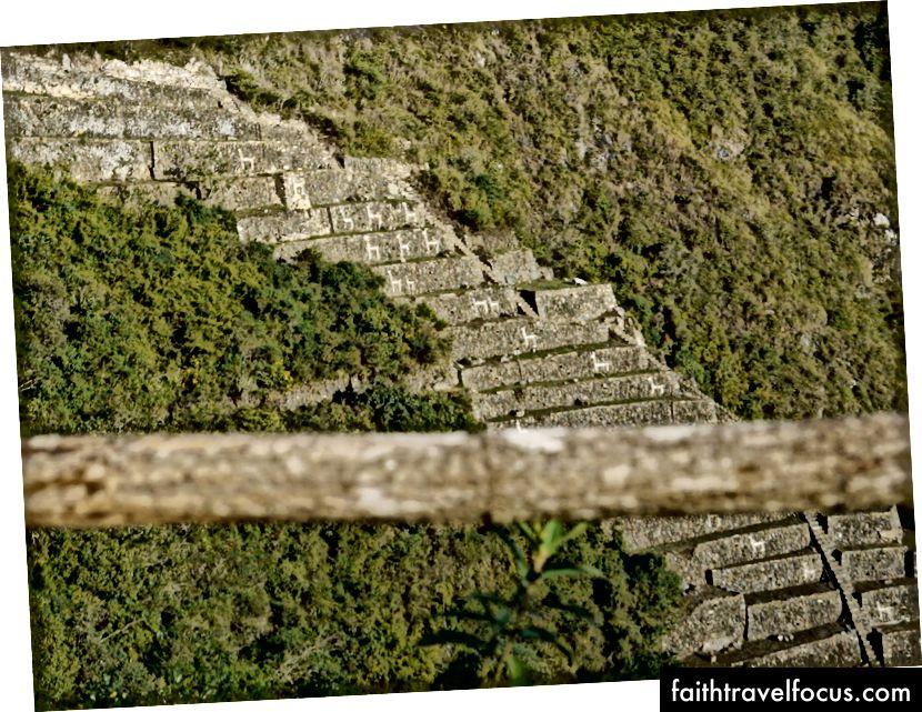Terrama Terraces tại Choquequirao