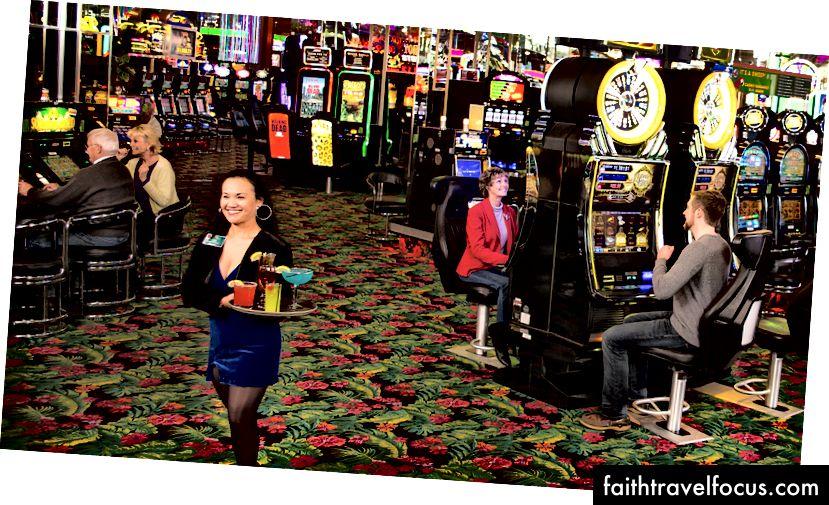Фотографії люб'язно надано casinofandango.com