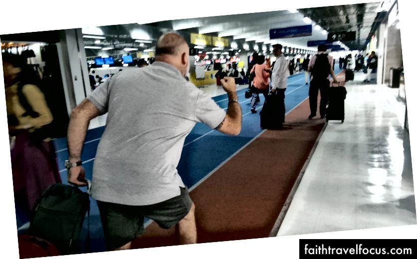 Rohan turlarının son ayağı için hazırlanıyor