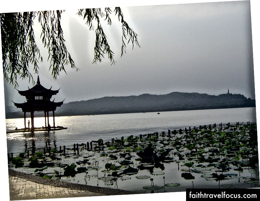 Ханчжоу, Китай. Фото надано Top4Themes.com
