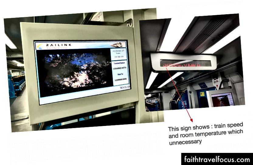 Деякі наочні відомості про поїзд