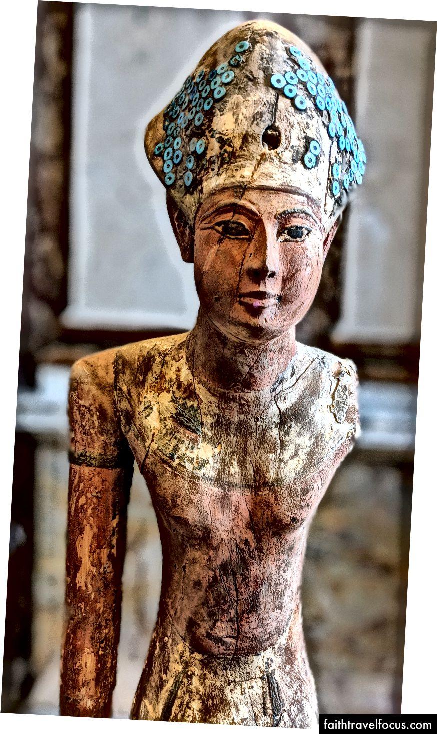 Bảo tàng Louvre, Ảnh chân dung từ Pixel 2