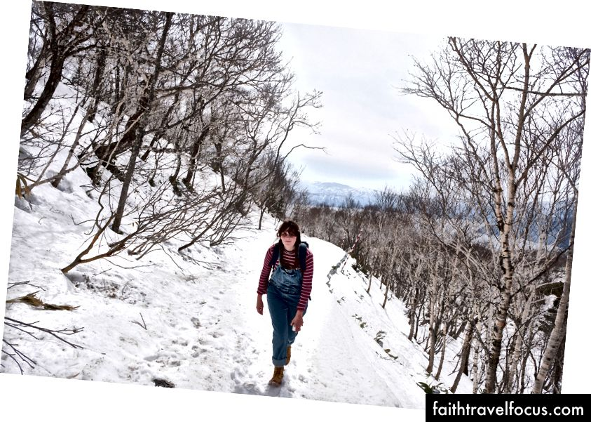 ramblin ở Hokkaido
