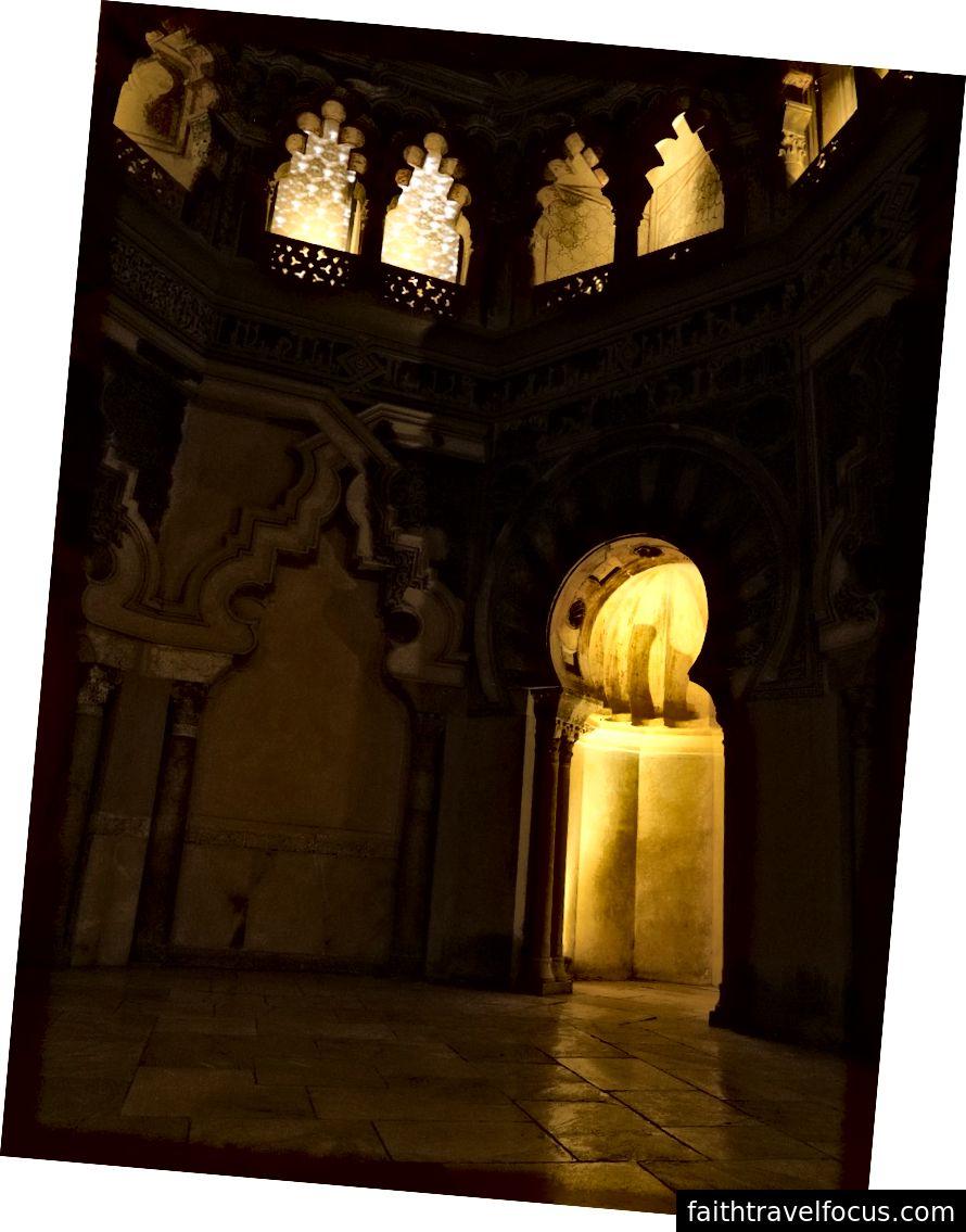 Mezquita, Cung điện Aljaferia, Zaragoza, Adam Craig