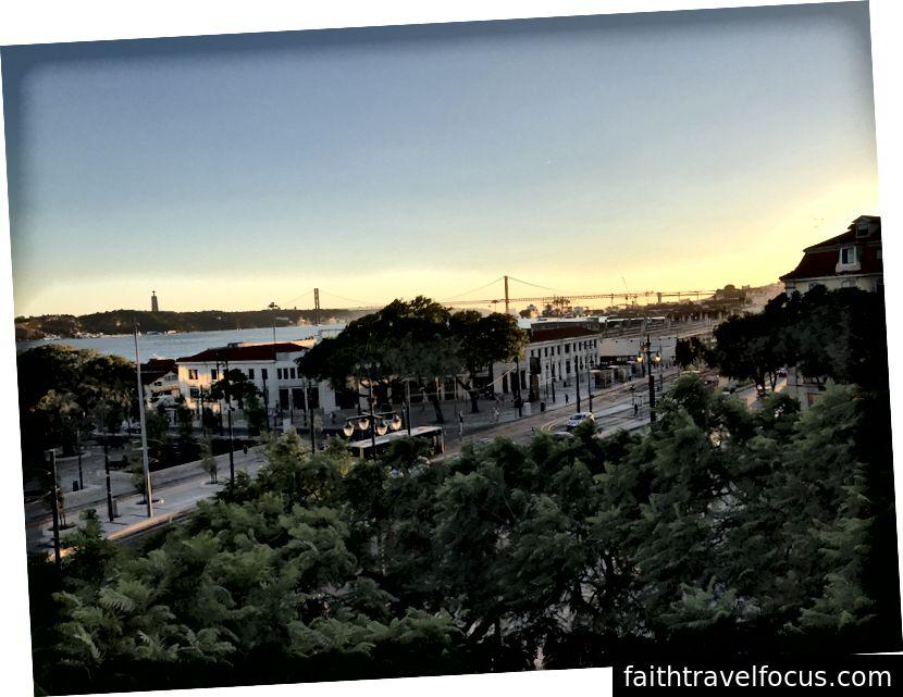 Sự kỳ diệu của Lisboa