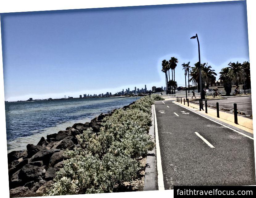 Melbourne, Avustralya - dünyanın en sevdiğim yerlerinden biri