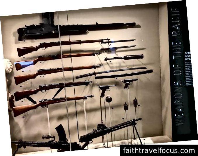 Tüfek işi uzun zamandır devam eden bir gelenektir