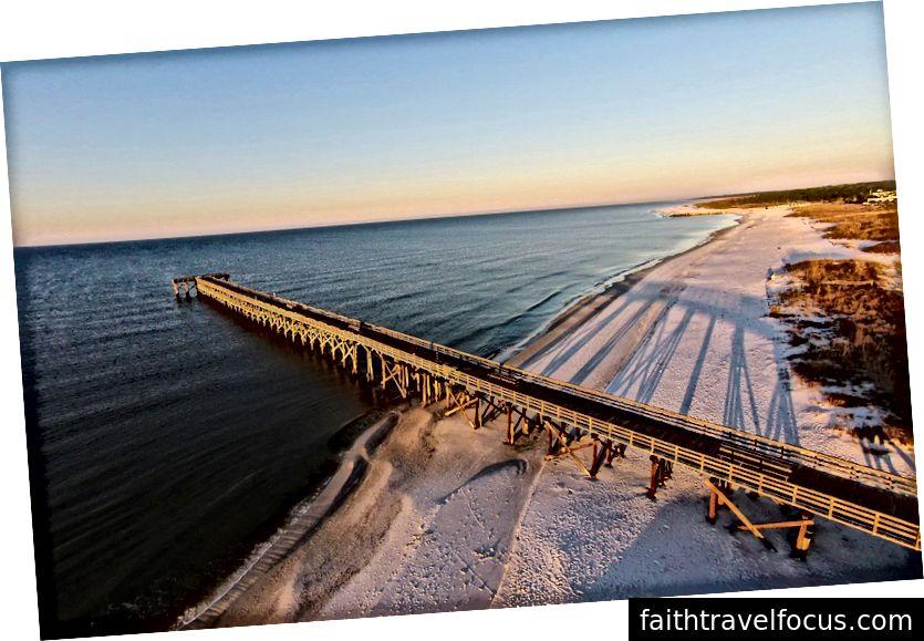 Пляж міста Мехіко, штат Флорида