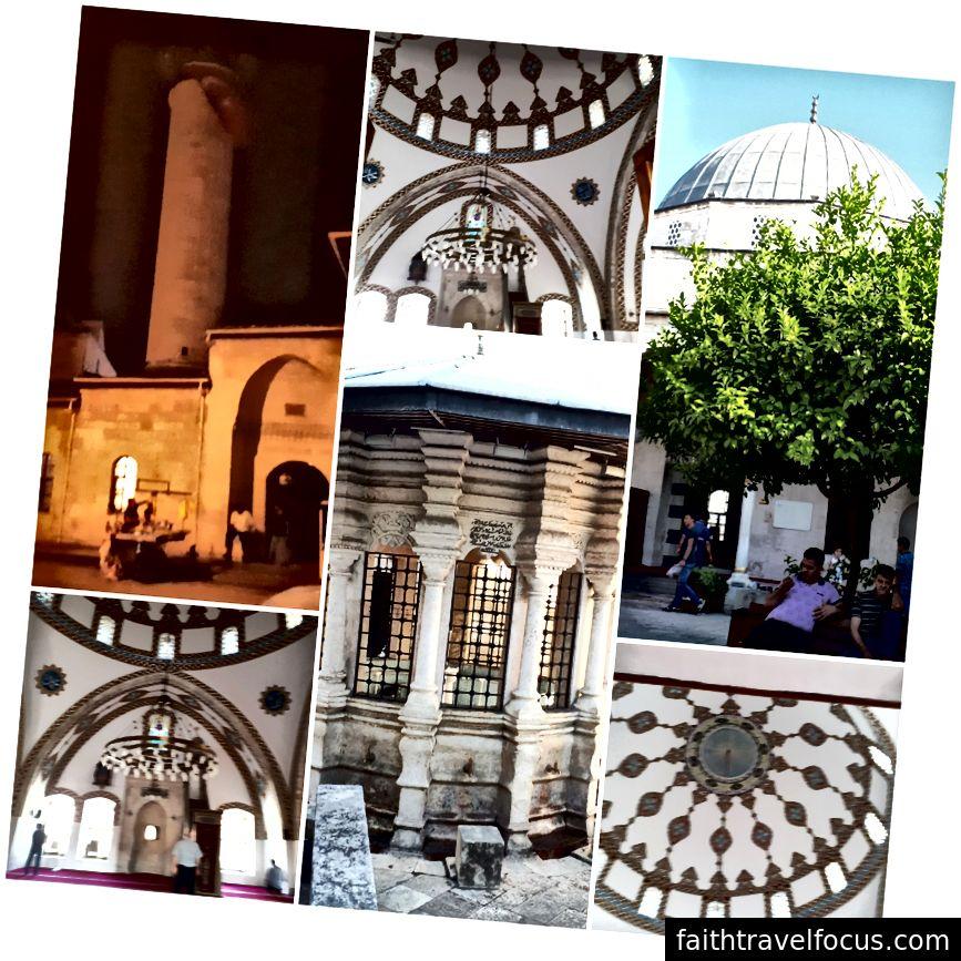Nhà thờ Hồi giáo Habib xôngün Neccar, Antakya