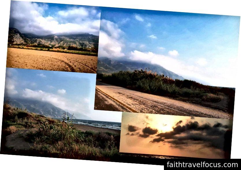 Con đường ven biển, Hatay