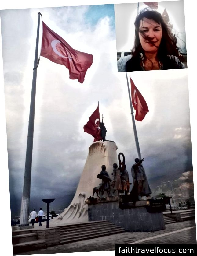 Đài tưởng niệm Atatürk, Iskenderun