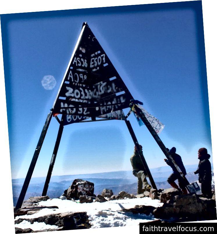 Đỉnh núi Toubkal