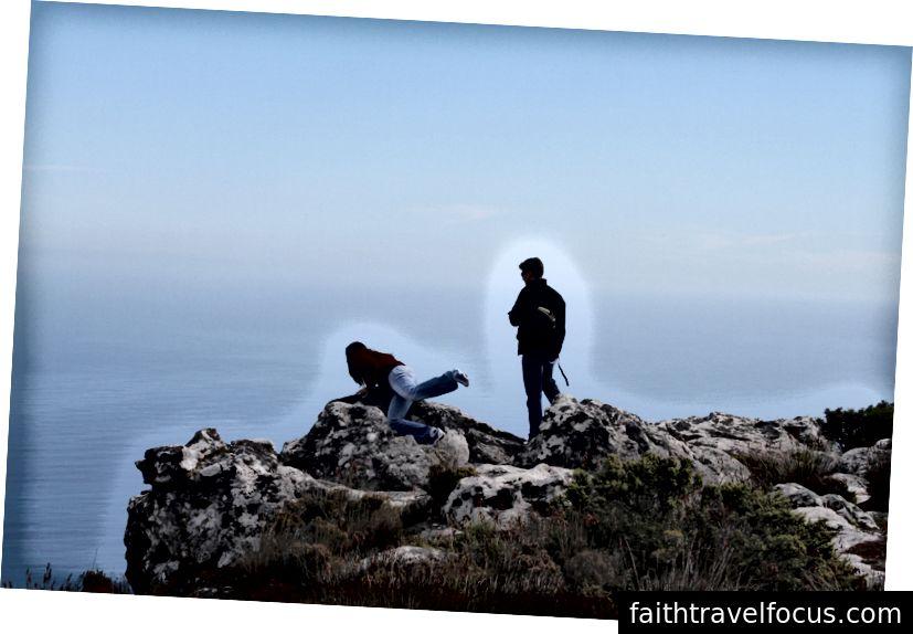 На вершині Табличної гори