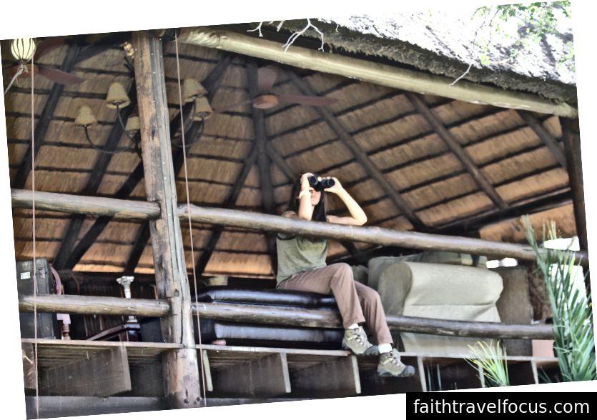 охопивши Національний парк Крюгера незабаром після Столової гори
