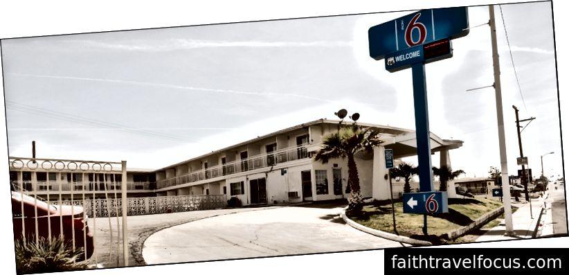 Motel 6 - Main St, Barstow CA. 4 trận10102012018