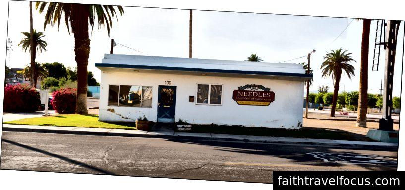 Phòng thương mại, kim tiêm, CA. 4 trận10102012018