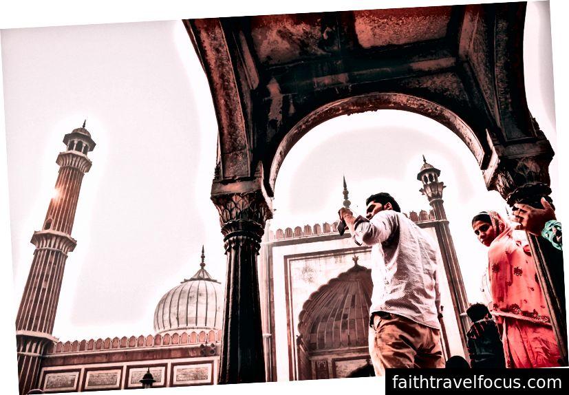 Bức ảnh được Frank Holleman chụp trong chuyến du lịch tới Ấn Độ