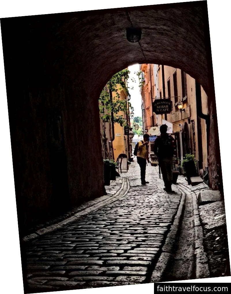 Gamla Stan (Phố cổ), Stockholm