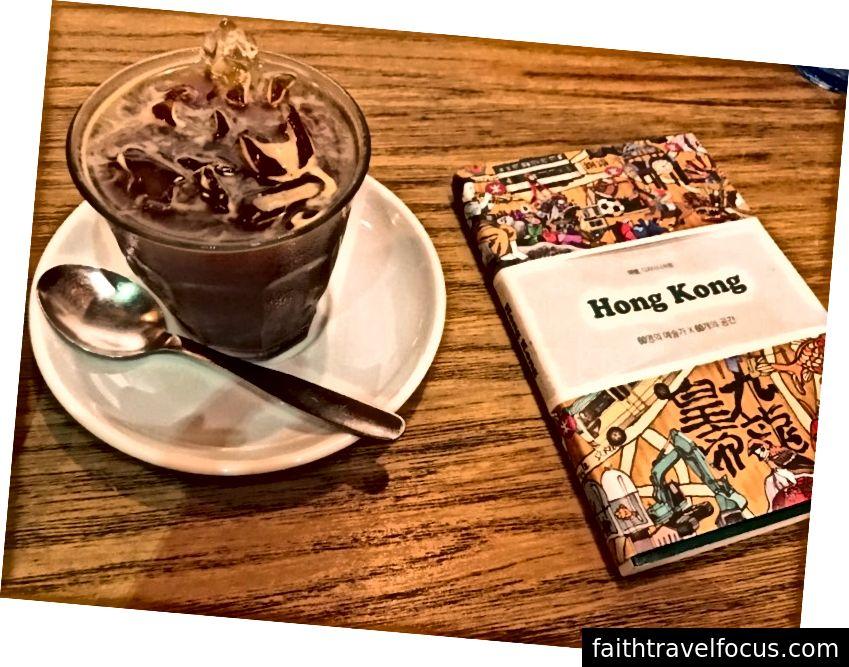 Cà phê Brew Bros, Hồng Kông, tháng 12 năm 2016