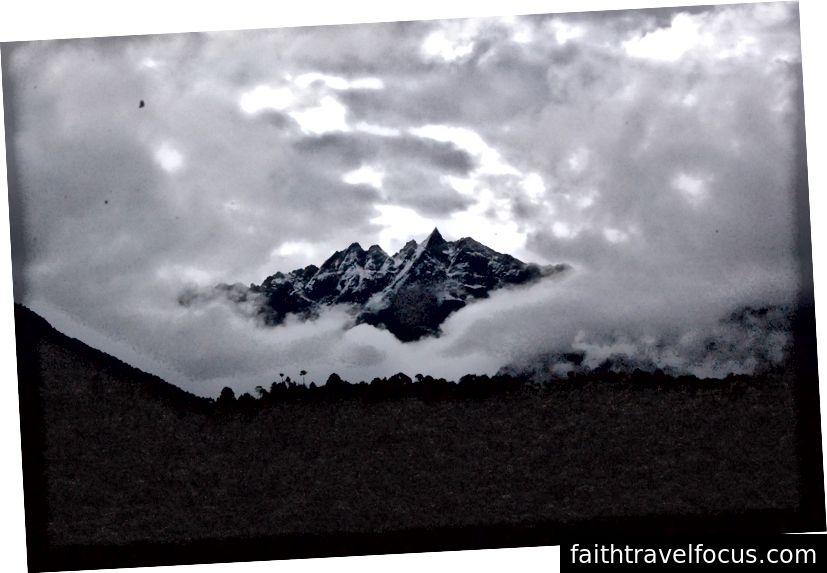 Hơi thở Nepal (Ảnh tín dụng: Sarah Healy)