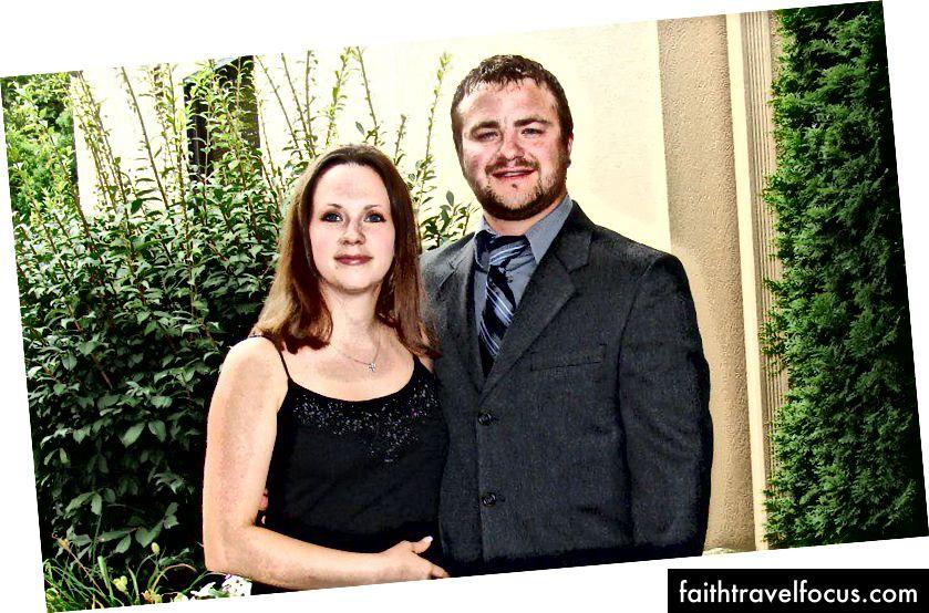 Karım ve ben