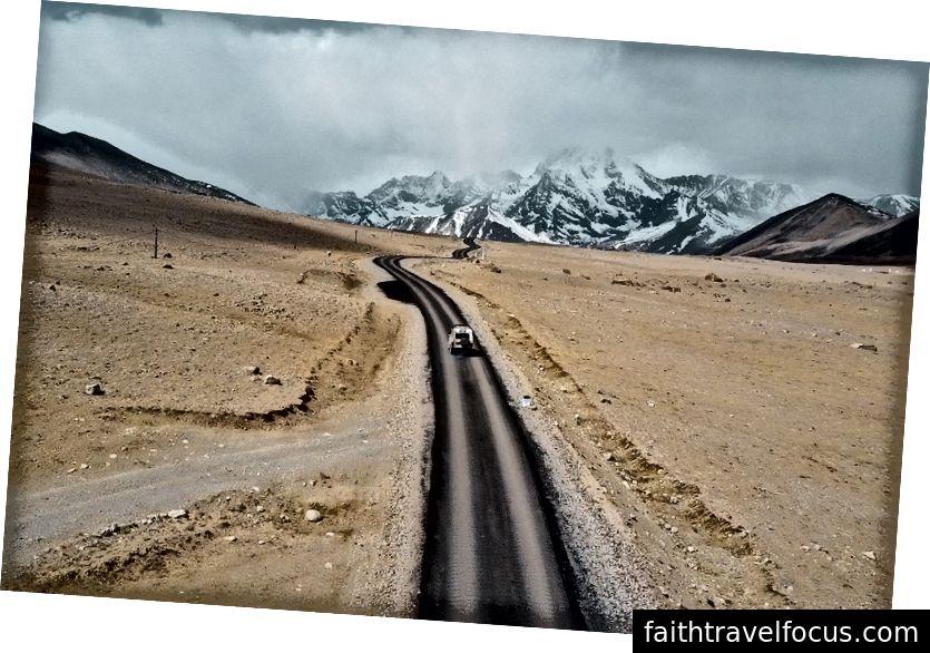Một con đường đến thiên đường ở Sikkim