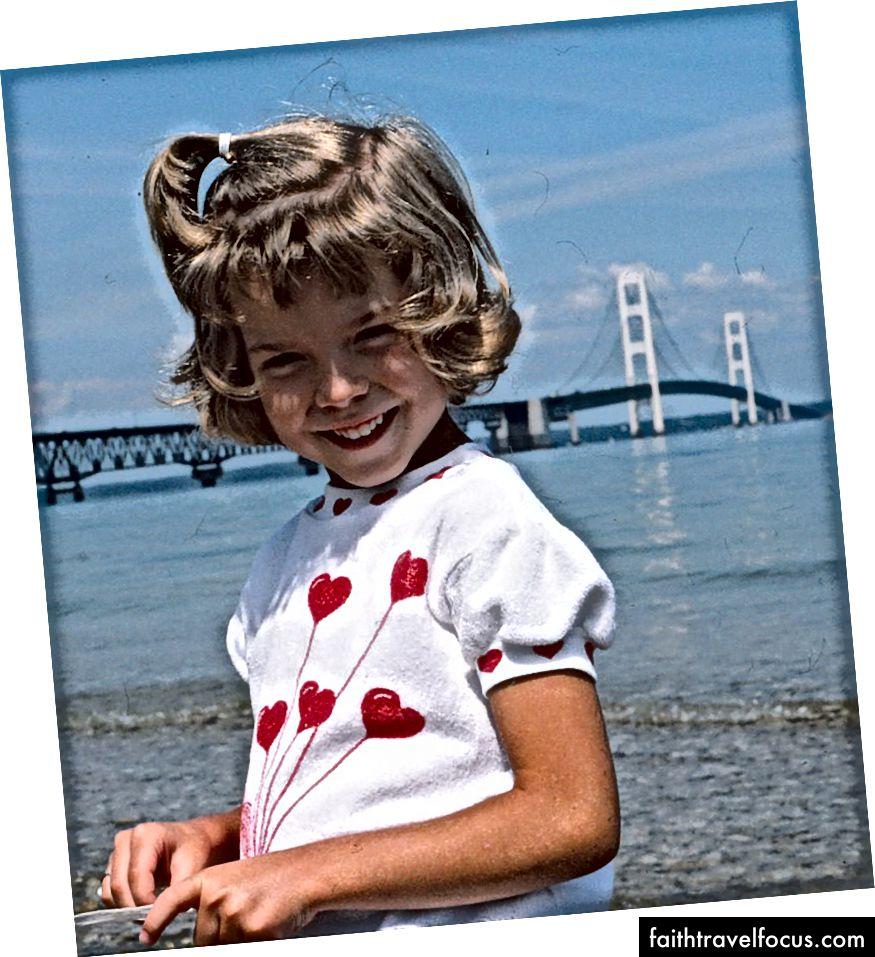 Elizabeth ve Mackinac Köprüsü