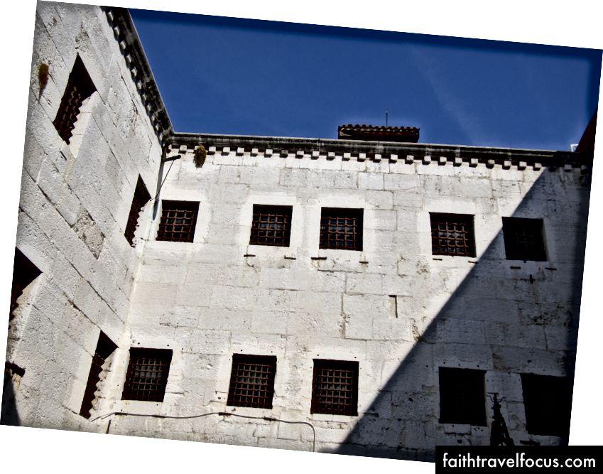 Hapishane hücreleri, doge Sarayı, Venedik, Adam Craig