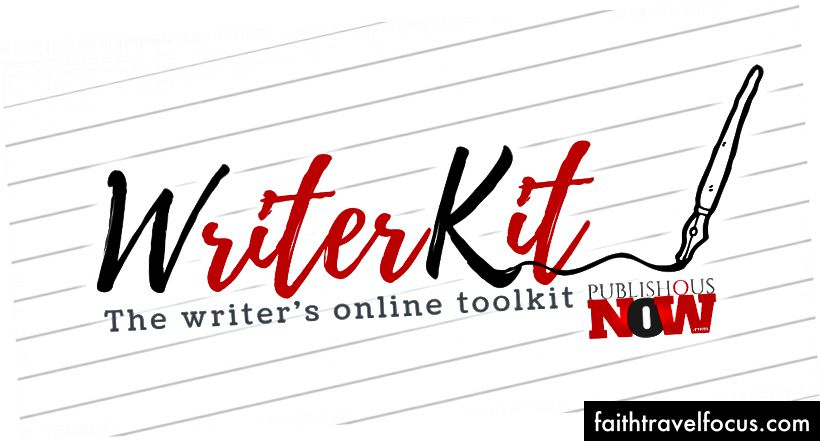 Від Publishous & PublishousNOW - WriterKit натисніть тут для отримання додаткової інформації