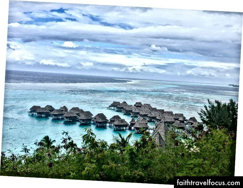 Moorea, Fransız Polinezyası (Fotoğraf Donna Kos)