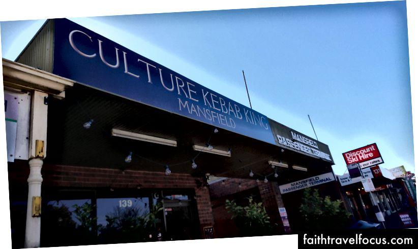 Kebabs - với Văn hóa!