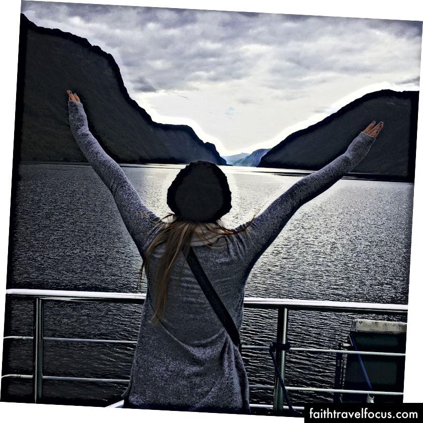 Tham gia vào phép thuật của một vịnh hẹp Na Uy (2016)