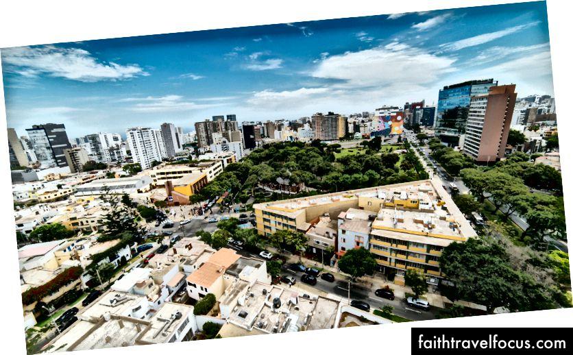 Thành phố Lima