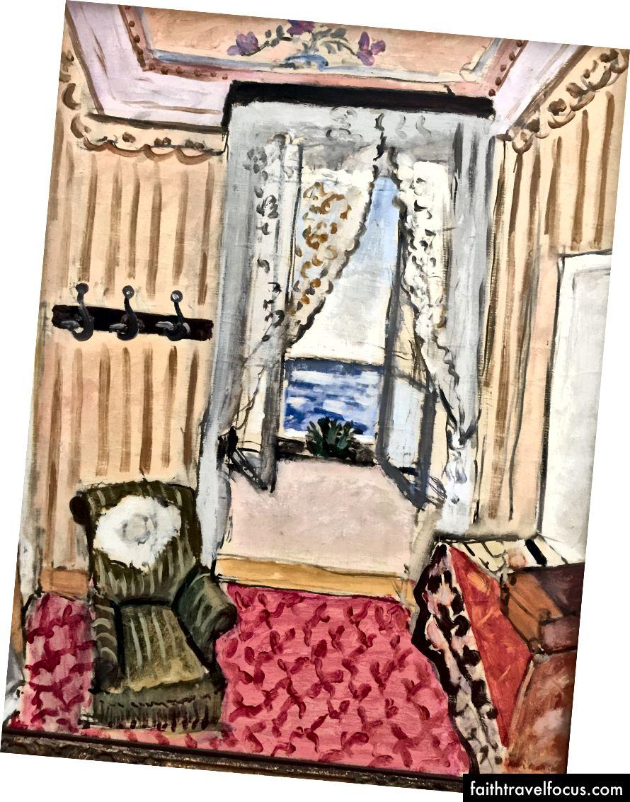 Henri Matisse-İçişleri