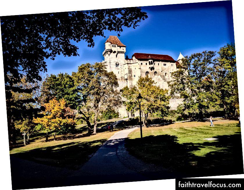 Lâu đài Liechtenstein