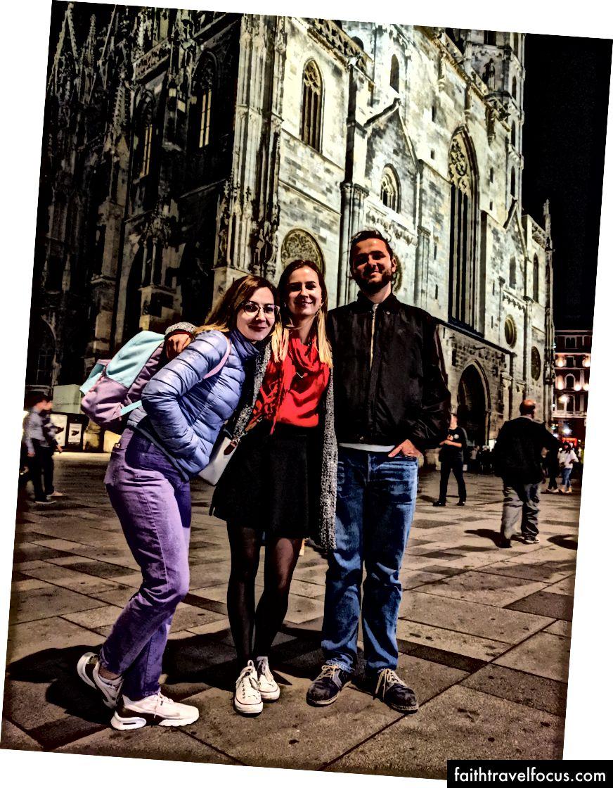 Stephen Katedrali, Stephansplatz'taki
